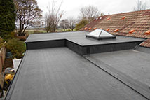 Edinburgh Roofing Services Single Ply Roof System