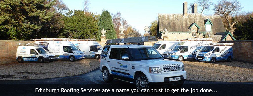 Edinburgh Roofing Services Flat Roof Contractors Repairs Maintenance Recommended Roofers