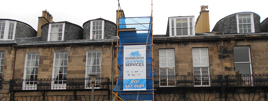 Edinburgh Roofing Services Commercial Traditional Roofing